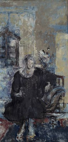 walter sickert - mrs anna knight