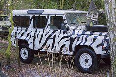 LaroRent Land Rover verhuur