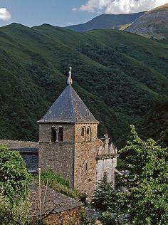 Monasterio de S. Pedro de Montes en León