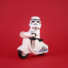 The Stormscooter By designholic*  Star Wars
