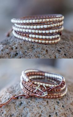 Hey, I found this really awesome Etsy listing at https://www.etsy.com/listing/220155418/brown-leather-anchor-wrap-bracelet