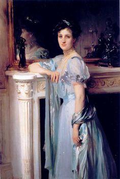 John Singer Sargent's Mrs. Louis E. Raphael