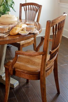 Amazing Zimmerman Chair | Old World Heirlooms Collection Dining Furniture