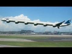Biggest Airbus A380, Boeing 747 Antonov An-225 Biggest Airplanes in the ...
