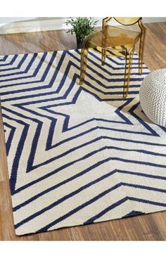 Rugs USA Savanna Star Kilim VE20 Flatwoven Navy Rug. Rugs USA pre BlACK FRIDAY SALE 75% Off! Area rug, rug, carpet, design, style, home decor, interior design, pattern, home interior,  trends, home, statement, fall,design, autumn, cozy, sale, discount, interiors, house, free shipping, fall decorations, fall crafts, fall décor, great winter, winter, warm, furniture, chair, art.