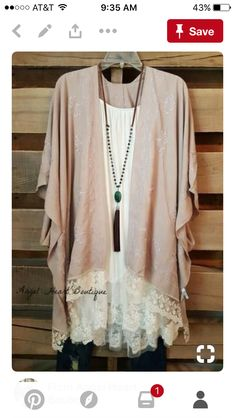 She's Got A Way of making things her own, and we'd love to see how she'd rock this lovely lace embroidered Kimono Cardigan! Style is all about taking the trends and interpreting them to fit your likin Plus Size Boutique Dresses, Plus Size Dresses, Plus Size Outfits, Plus Size Womens Clothing, Plus Size Fashion, Clothes For Women, Size Clothing, Boho Fashion, Fashion Outfits