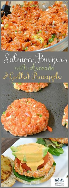 Make these incredible healthy salmon burgers for a tasty meal that everyone will love! Featuring fresh fish and loads of flavor, these salmon patties will be the hero of any barbecue or celebration. Don't forget the famous yum yum sauce, which give Fresh Salmon Patties, Salmon Patties Recipe, Fish Patties, Salmon Patty Recipe With Fresh Salmon, Salmon Patty Sauce, Salmon Burger Sauce, Fresh Salmon Recipes, Burger Patty Recipe, Seafood Recipes