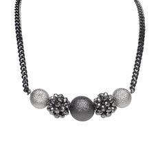 I love the Kenneth Cole New York Multi-Beaded Necklace from LittleBlackBag