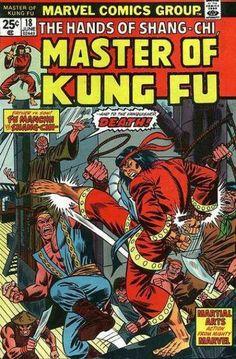 Marvel Comics - The Hands Of Shang-chi - Fu Manchu - Rope - Martial Arts