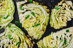 A legfinomabb zöldségköretek - Recept Kinds Of Vegetables, Grilled Vegetables, Veggies, Easy Cabbage Recipes, Boiled Cabbage, Whipped Goat Cheese, Sour Fruit, Roasted Cabbage, Turnip Greens