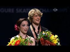 First time in history, US takes gold in this FLAWLESS ice dance...Enjoy!