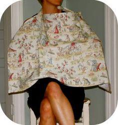 Nursing Cover Tutorial. - thesoutherninstitute.com