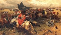 17 October - the Hungarian chivalric icon John Hunyadi fought his last battle against the Ottoman Turks on the Blackbird's Field, the Kosovo Polje.
