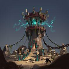 tower fantasy - Buscar con Google