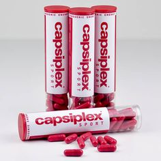 Capsiplex Sport safely increases your metabolism and boosts your energy levels while you exercise to boost your weight loss efforts!