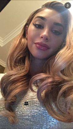 Chantal busty blonde mature