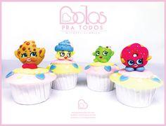 Shopkins Cupcakes - Bolos Pra Todos bolospratodos@gmail.com