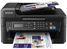 Epson WorkForce WF-2630 Four-in-One for the Small Printer with Wifi and AirPrint (Print/Scan/Copy/Fax) - http://www.computerlaptoprepairsyork.co.uk/printers/epson-workforce-wf-2630-four-in-one-for-the-small-printer-with-wifi-and-airprint-printscancopyfax