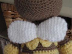 Amigurumis Modèles Décorations Animaux... Beanie, Disney, Amigurumi, Sons, Free Knitting, Crochet Abbreviations, Animal Decor, Felt Crafts, Ladybug