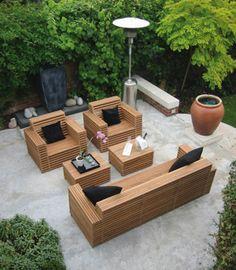 Bysteel Boog Tisch Bank Aluminium Weiß Design | Garden Furniture |  Pinterest | Gartenmoebel And Design