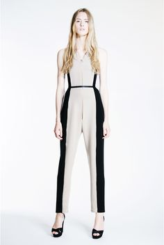 New Fashion Designers : Barbara Jumpsuit New Fashion Designers