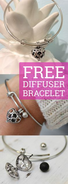 FREE Diffuser Bracelet: http://miracleessentialoil.com/articles/bracelet/social.php?a=370408&c1=PIN&c2=DB1 What's the one thing you never leave home without?  For me, it's my Miracle Essential Oils® bracelet diffuser.