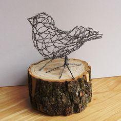 3 of 3   Wire Sculpture Bird B2_left | Flickr - Photo Sharing!