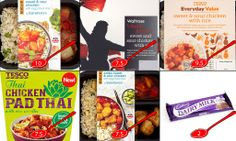 Supermarket ready meals contain up to TEN TEASPOONS of sugar