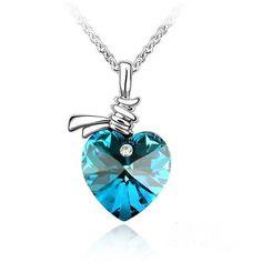 """Résultat de recherche d'images pour """"collier fantaisie femme bleu"""""""