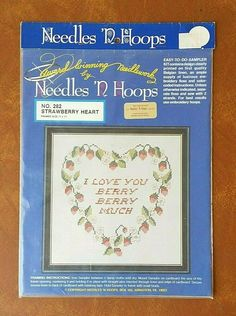 """NIP SEALED TRULY YOURS NEEDLE ART CANDLEWICKING 11/"""" X 11/"""" STAMPED OWL KIT CUTE !"""