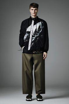 Christopher Kane Fall Winter 2016 Otoño Invierno - #Menswear #Trends #Tendencias #Moda Hombre - F.Y!