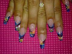 #diseño #uñas #belleza #mujer