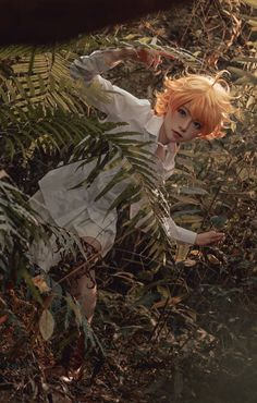 Cosplay Emma (The Promised Neverland) 約束のネバーランド Coser: Kitaro Cosplay Anime, Epic Cosplay, Cute Cosplay, Cosplay Makeup, Amazing Cosplay, Cosplay Outfits, Halloween Cosplay, Cosplay Girls, Cosplay Costumes