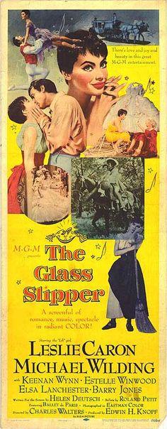 The Glass Slipper movie poster | Glass Slipper movie posters at movie poster warehouse movieposter.com ...