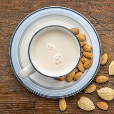 Vegan Diet Tips: Make Your Own Almond Milk
