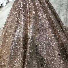Sparkling Ball Gowns Prom Dresses V Neckline Ball Gowns Evening, Ball Gowns Prom, Formal Evening Dresses, Ball Dresses, Quince Dresses, Dress Formal, Sparkly Prom Dresses, Pretty Dresses, Sexy Dresses