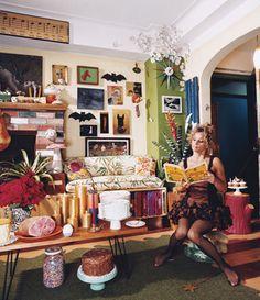 Amy Sedaris in House & Garden (love her!!)