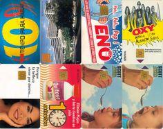 8 Phonecard / Tarjeta Telefonica Venezuela Publicidades Varias