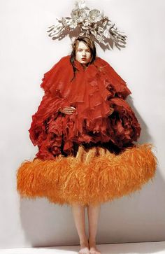 John Galliano for Chrisitan Dior Spring Summer 2003 Haute Couture