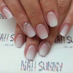 Welcoming March With 35 Beautiful Nail Ideas #shortsquarenails