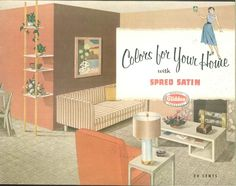 Colors for your home with Spred Satin