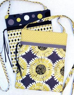 Runaround Bag By Joan Hawley | Sewing Pattern