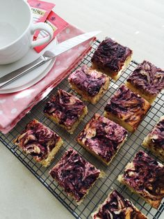 For anyone who loves a delicious brownie, you have to get on the 'blondie' bandwagon, if you haven't already. These are delicious and moist, the same as any good brownie, but are …