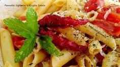 Pennette+Datterini+e+Ricotta+Salata