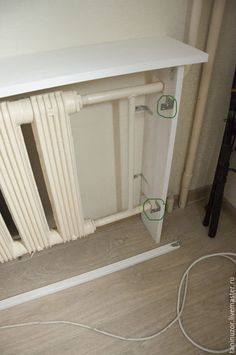 Diy Radiator Cover, Baseboard Heater Covers, Living Room Designs, Living Room Decor, Interior Decorating, Interior Design, Diy Home Improvement, Cozy House, Home Decor Accessories