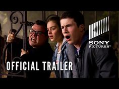A Goosebumps Movie Is Coming And The Monster Filled Trailer Will Bring Back All Your Childhood Nightmares! | Shock Mansion