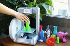 3D printers may no longer be relegated to the realm of enthusiasts as they hit retail at Staples