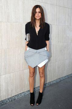 amazing skirt!