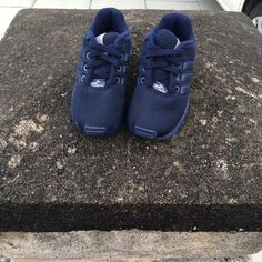 Found! Did you lose these children's trainers? These were found on Higher Bebington Road, Wirral. Please share and help us get them home!