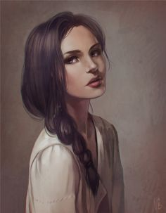 looks like Elide from Throne of Glass Female Character Inspiration, Fantasy Inspiration, Story Inspiration, Digital Painting Portrait, Painting Portraits, Digital Paintings, Digital Art, Character Portraits, Character Art